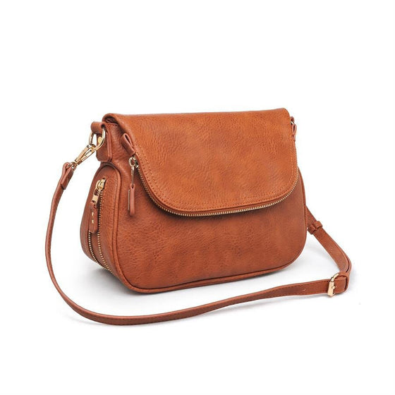 Dandelion Cross Body Bag Tan