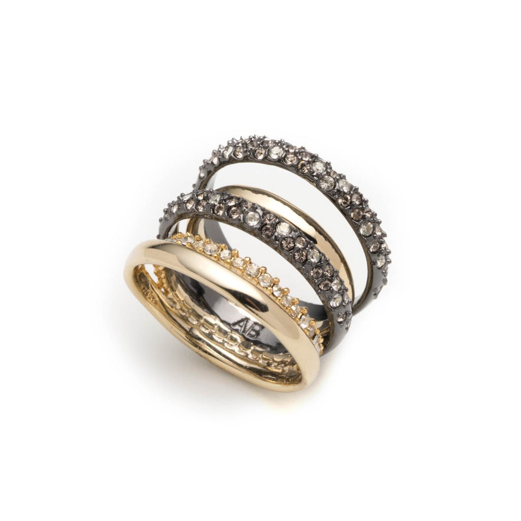 Orbiting Stacked Ring