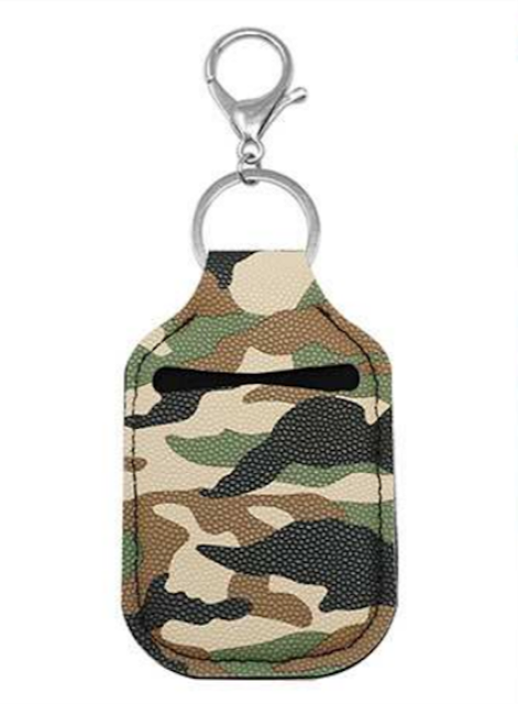 Sanitizer Pouch Camouflage