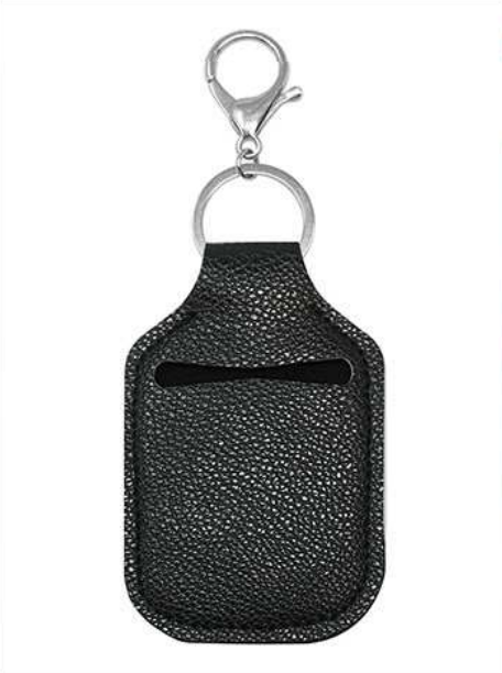 Sanitizer Pouch Black