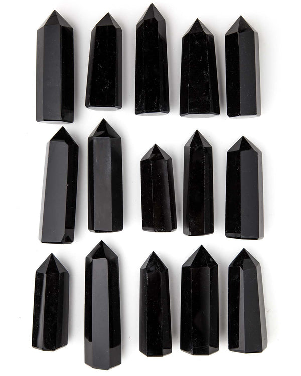 Black Obsidian Point - Apothecary Co.
