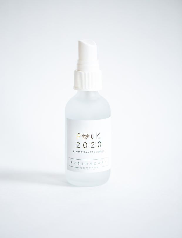 F&@k 2020 Aromatherapy Spray 1