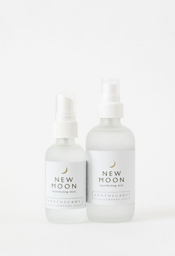 New Moon Manifesting Mist | Apothecary Co.