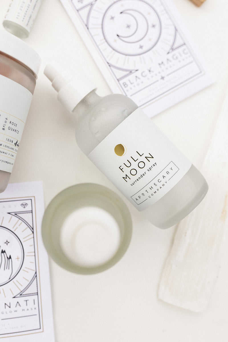 Full Moon Surrender Spray | Apothecary Co.