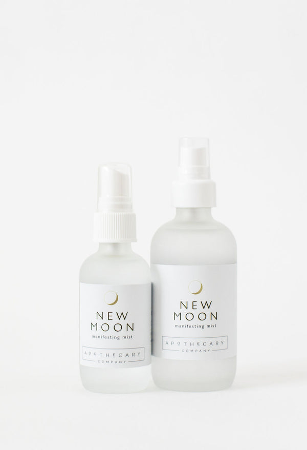 Mini New Moon Manifesting Mist | Apothecary Co.