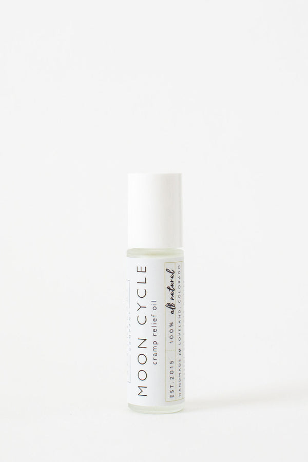 MOON CYCLE Cramp Relief Oil - Apothecary Co.