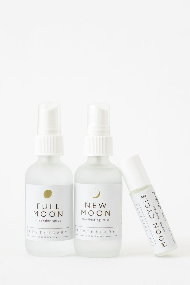 MOON CYCLE Cramp Relief Oil 1
