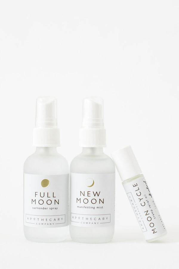 Moon Cycle Cramp Relief Oil | Apothecary Co.