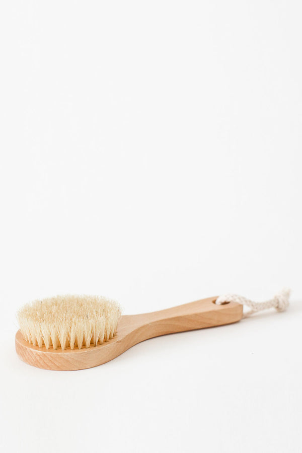 NATURAL Body Brush - Apothecary Co.
