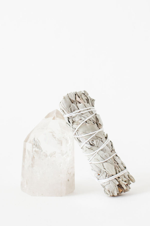White Sage Smudge Sticks | Apothecary Co.