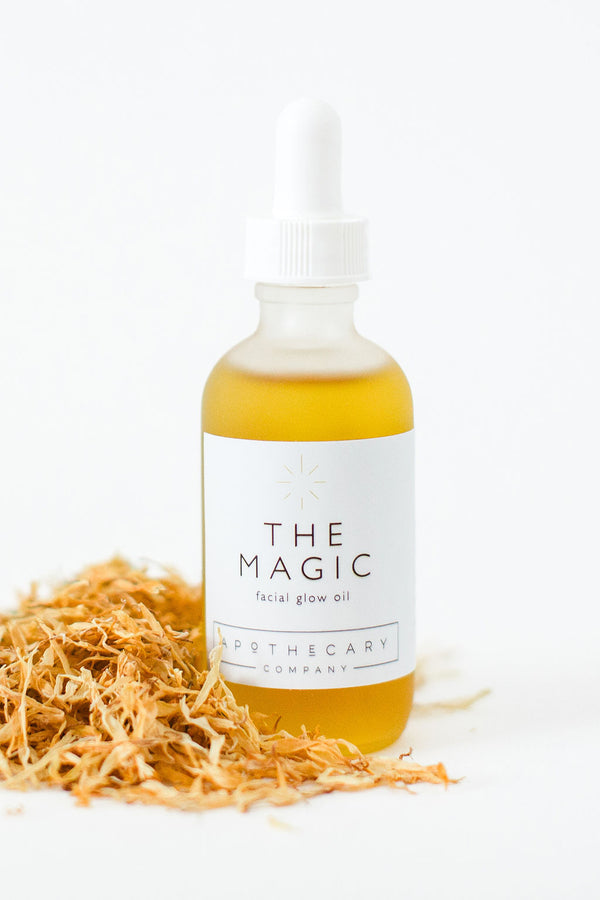 The Magic Facial Glow Oil | Apothecary Co.