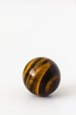 Tiger's Eye Sphere - Apothecary Co.