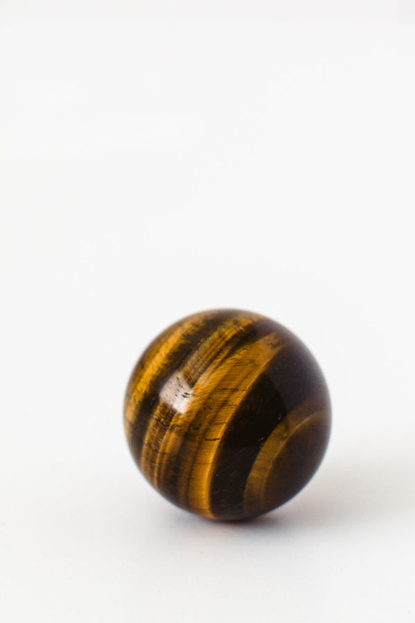 Tiger's Eye Sphere | Apothecary Company