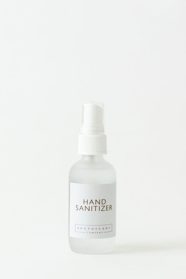 Hand Sanitizer - Apothecary Co.
