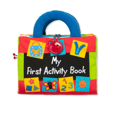 My First Activity Book - Brambler Boutique