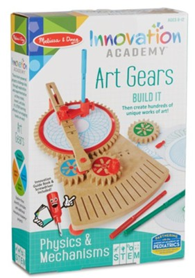 Innovation Academy - Art Gears - Brambler Boutique