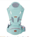 Ergonomic Hipseat Baby Carrier (6 in 1) - Brambler Boutique