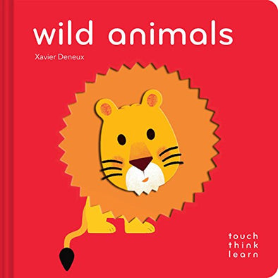 TouchThinkLearn: Wild Animals - Brambler Boutique