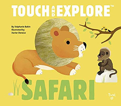 Touch and Explore: Safari - Brambler Boutique
