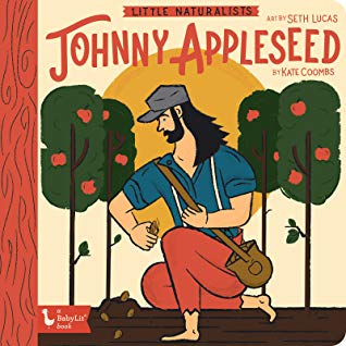 Little Naturalists: Johnny Appleseed - Brambler Boutique
