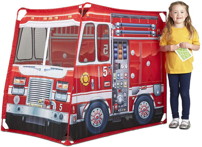 Firetruck Play Tent - Brambler Boutique