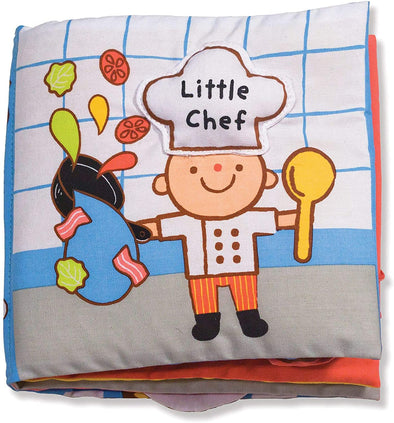 Little Chef - Soft Activity Book - Brambler Boutique