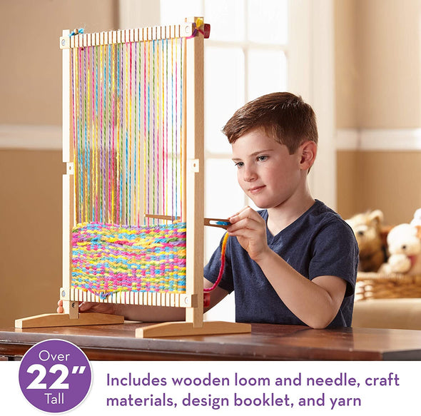 Multi-Craft Weaving Loom - Brambler Boutique