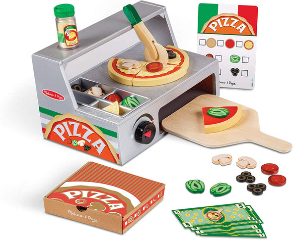 Pizza Oven Playset - Brambler Boutique