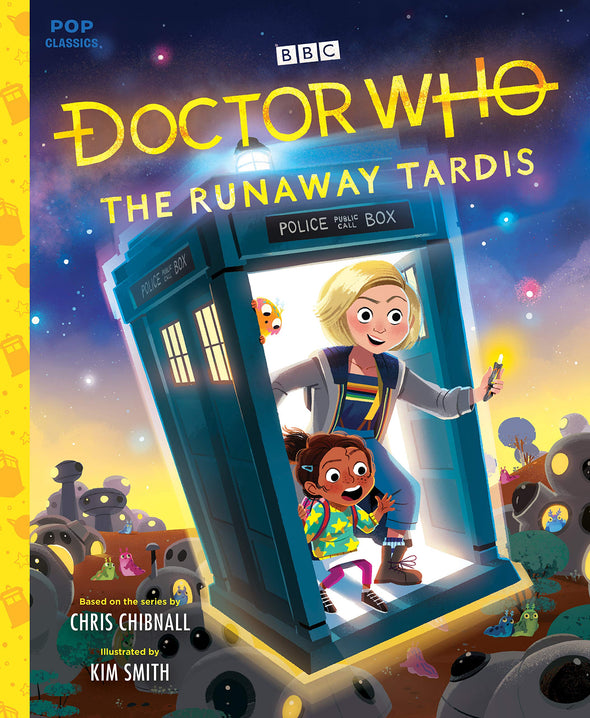 Doctor Who: The Runaway TARDIS - Brambler Boutique