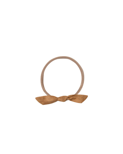 Knot Headband - Bronze - Brambler Boutique