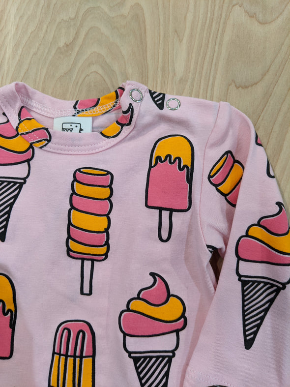 Onesie - Ice Cream and Popcicles - Brambler Boutique