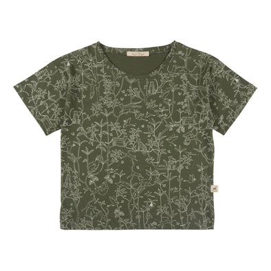 Organic T-Shirt - The Canopy - Brambler Boutique