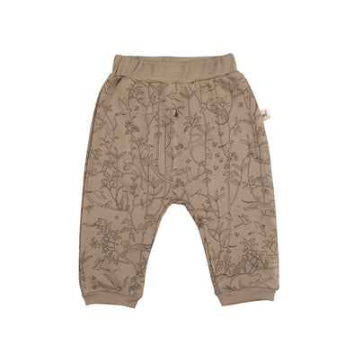 Organic Baggy Infant Pants - The Canopy - Brambler Boutique