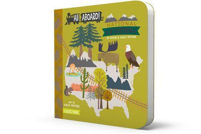 All Aboard! National Parks: A Wildlife Primer - Brambler Boutique