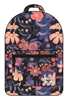 Backpack - Night Floral - Brambler Boutique