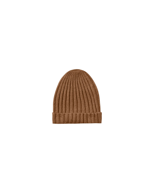 Knit Beanie - Cinnamon - Brambler Boutique