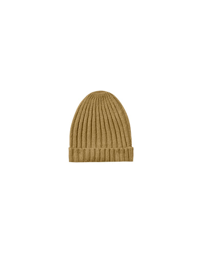 Knit Beanie - Goldenrod - Brambler Boutique