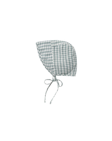 Brimmed Bonnet - Gingham - Brambler Boutique