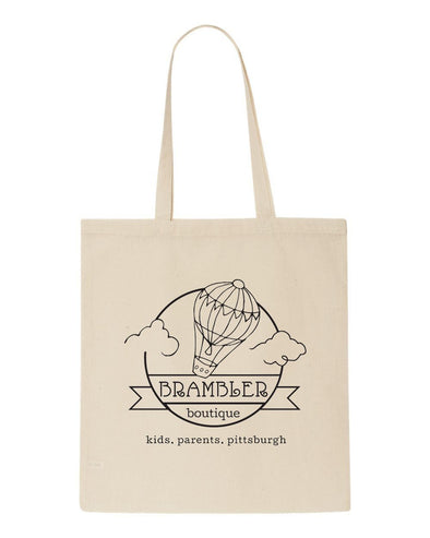 Brambler Boutique Reusable Tote - Brambler Boutique