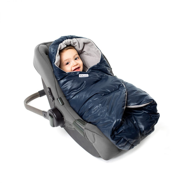 NIDO Car Seat Approved Wrap - Brambler Boutique