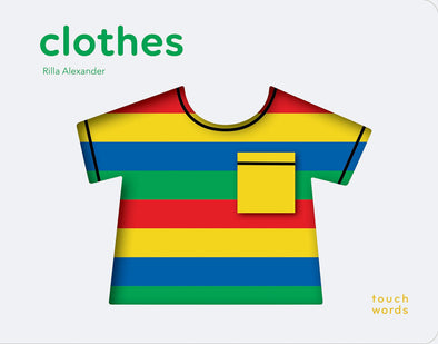 Clothes - A TouchWords Book - Brambler Boutique