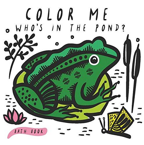 Color Me - Who's in the Pond - Brambler Boutique