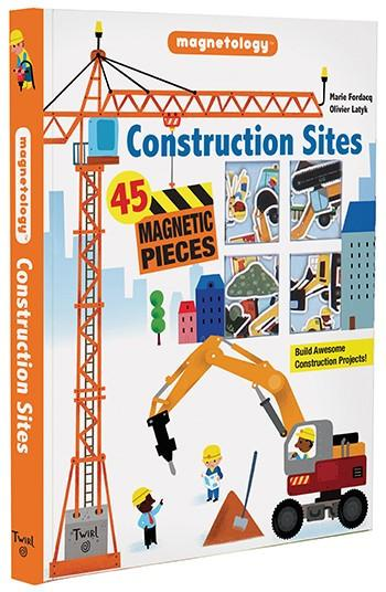 Construction Sites - Magnetology - Brambler Boutique