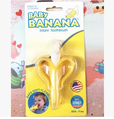 Banana Baby Teether - Brambler Boutique