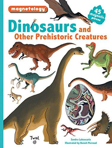 Dinosaurs and Other Prehistoric Creatures - Magnetology - Brambler Boutique