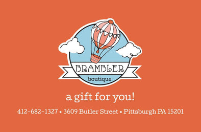 E-Gift Card - Brambler Boutique
