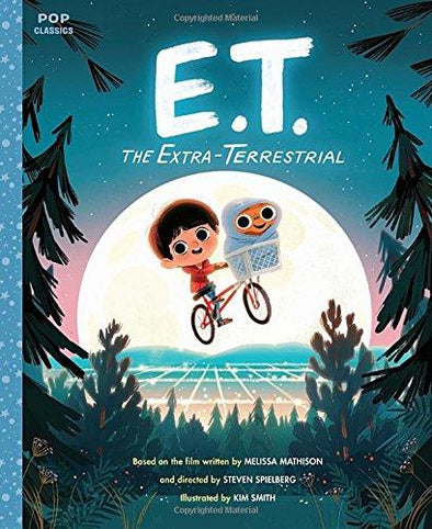 E.T. the Extra-Terrestrial: The Classic Illustrated Storybook - Brambler Boutique