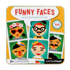 Funny Faces On-The-Go Magnetic Play Set - Brambler Boutique