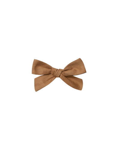Bow - Bronze - Brambler Boutique