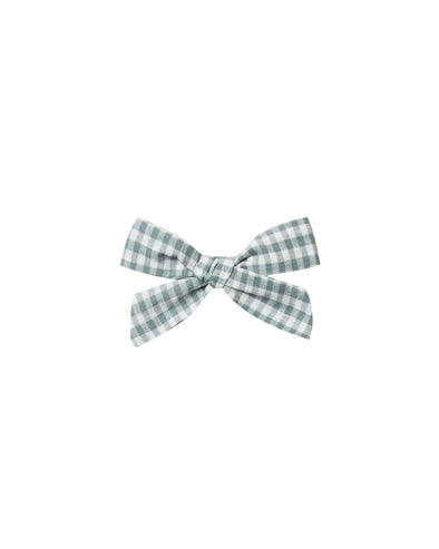Bow - Gingham - Brambler Boutique